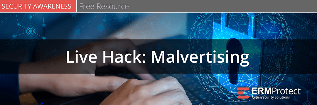 Live Hack - Malvertising