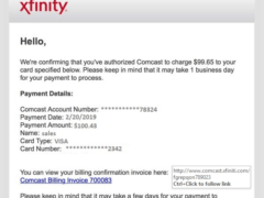 Free Xfinity Account Email And Password 2019