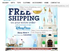 Potential Disney Story Phishing Attempt 2